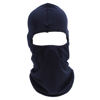 HengSong Outdoor Cycling Masks Bicycle Fishing Military Motorcycle Supplies Head Mask Navy Price Philippines