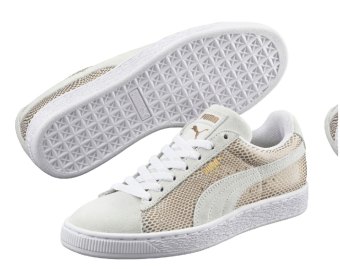 Harga Puma Suede Future is Female Women's Sneaker Shoes (White)
