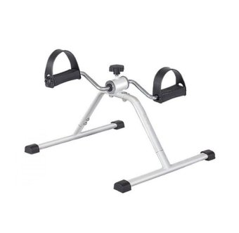 Harga Easy Exercise Bike (Black/Grey)
