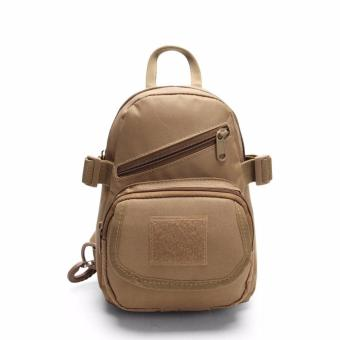 WATERPROOF ARMY SLING BAG / MENS BAG / AKL-A31 PIERSON [BEIGE] Price Philippines