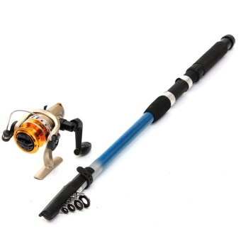 Fishing Rod and Reel 2.7m - intl Price Philippines