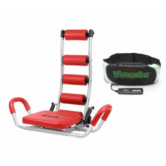AB Rocket Twister (Red) with Vibroaction Belt Price Philippines