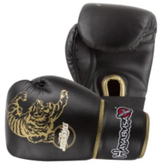 Harga Hayabusa Muay Thai Gloves S/M (Black/Gold)
