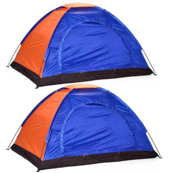 Lightweight 8-10 Person Camping Backpacking Tent With Carry Bag set of 2 Price Philippines