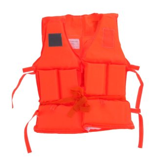 Polyester Adult Kid Life Jacket Universal Swimming Boating Ski Vest(Kids) Price Philippines