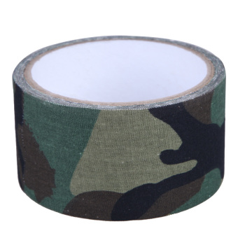 Harga 5CMx5M Camo Wrap Outdoor Hunting Bionic Tape Waterproof Forest Camouflage