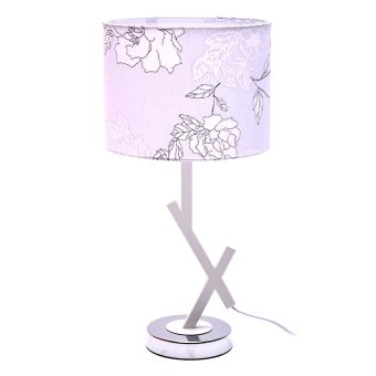 Round Leaf Table Lampshade (White) Price Philippines