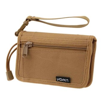Outdoorfree LIXADA Outdoor Tactical Wallet Card Phone Pouch Hand Bag - Intl Price Philippines