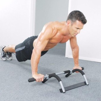 Iron Gym Upper Body Workout