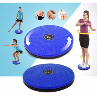 J&J Magnet Balance Rotating Trimmer Fitness Core Waist TwistingDisc