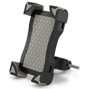 JDM Motorcycle Bike Bicycle Front Mount Holder for GPS Mobile Phone- intl