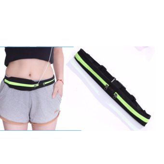Jeebel Running Belt bag, Fanny Pack - iPhone 6 , 7 Plus Pouch forRunners - Best Fitness Gear for Hands Free Workout - 3