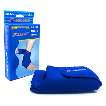 Julong Ankle Support (Blue)