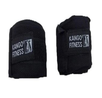 Kango Cotton Hand Wraps (Black) Price Philippines