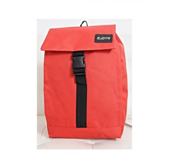 Korean style Cute double-Shoulder High capacity fashion girls canvas schoolbag backpacks - picture 2