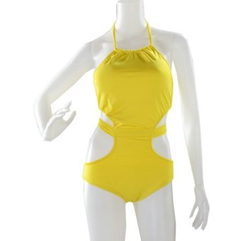 Kurba Marvie Swimsuit (Yellow)