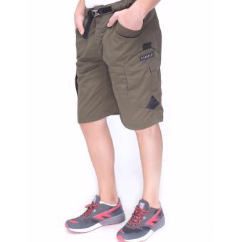 Lagalag Bulakbol Shorts for Men (FATIGUE) - 3