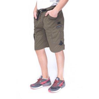 Lagalag Bulakbol Shorts for Men (FATIGUE) - 5