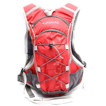 Lagalag Lagok 1 Backpack (Red)