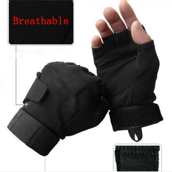LALANG Sports Fitness Gloves Black Price Philippines