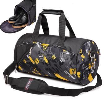 Large Capacity Outdoor Tote Duffel Handbag Travel Sports Gym Bag -intl