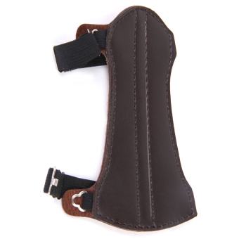 Leather Archery Arm Guard Gear