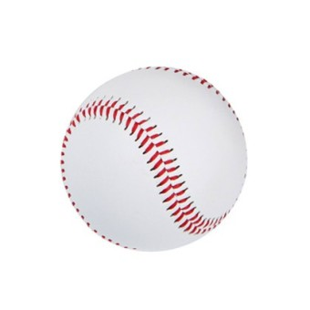 Leather handmade sewing soft ball baseball