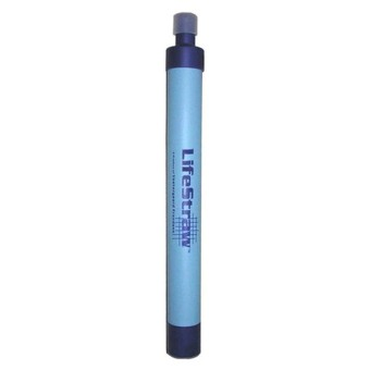 LifeStraw Outdoor Camping Hiking Portable Water Purification Filter- Blue - Intl Price Philippines