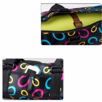 ... Lightning Power Durable Portable Waterproof Yoga Pilates MatCarrying Case Bag Backpack Pouch Multicolor