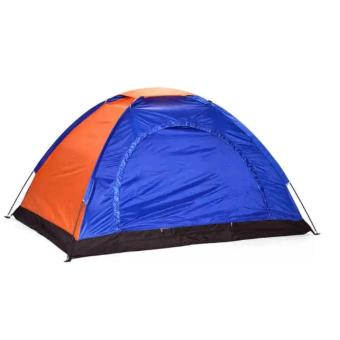 Lightweight 6-8 Person Camping Backpacking Tent With Carry Bag(Multicolor)