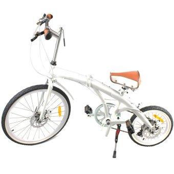 """Limited Edition Penny Farthing High Wheel Folding Bike Old School(24""""x1.75 ~ 16""""x1.75)"""