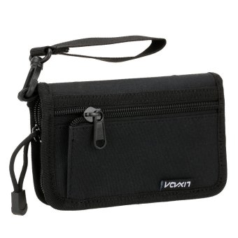 LIXADA Outdoor Tactical Wallet Card Phone Pouch Hand Bag