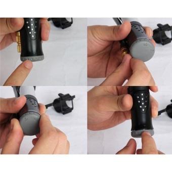 LLS Cycling Bicycle Bike Shock Absorber Suspension Pump TireInflatorair Pump With Pressure Gauge 300 Psi Mp-036 - intl - 5