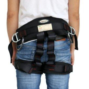 MagiDeal Professional Rock Climbing Rappelling Harness Seat SafetySitting Bust Belt - intl - 2