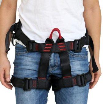 MagiDeal Professional Rock Climbing Rappelling Harness Seat SafetySitting Bust Belt - intl - 4