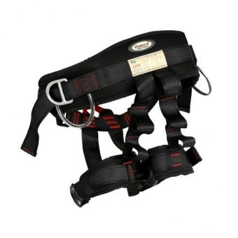MagiDeal Professional Rock Climbing Rappelling Harness Seat SafetySitting Bust Belt - intl