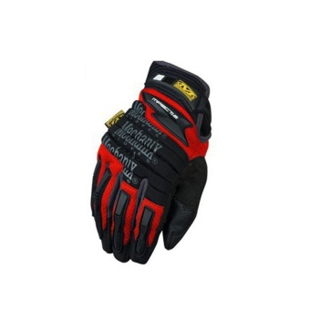 Mechanix Men Motorcycle Gloves Military Tactical Gloves ArmyMotorbike Racing Mittens Red - intl
