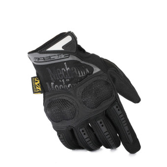 MECHANIX Motorcycle Gloves Driving Army Tactical Luvas Outdoor Sports Military Full Finger Gloves Men Black