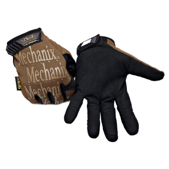 Mechanix Motorcycle Gym Tactical Fitness Cycling Men Gloves Outdoor Sport Wearproof Gloves Brown