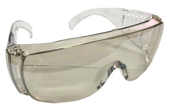 Meisons safety goggles spectacles Cool white lens