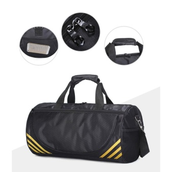 Buy Mens Womens Holdall Gym Bag Sports Duffel Bag With Shoes