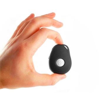 MGPS Safety GPS Tracker (Black)