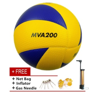Mikasa MVA 200 Volleyball Volley Ball Size 5 - intl