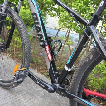 Mini Portable Aluminum Alloy Bike Pump Urltra-Light Bicycle AirPump Mountain Bike Cycling Tire Inflator to Presta Conversion -intl - 3
