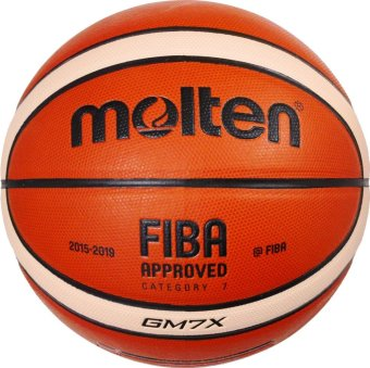 Molten GM7X Basketball (Orange)