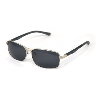 Moto P138 Sunglasses (PAG-050-133) Blk/Slvr/Gry
