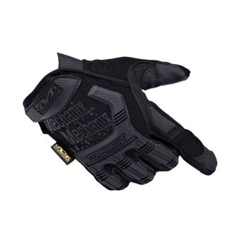 Motorcycle Gloves Men Tactical Motorbike Outdoor Sport Gloves Black - intl