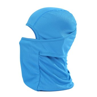 Multi Function Windproof Comfortable Face Mask SportsBalaclava/Motorcycle Neck Warmer Ultimate Protection from Cold WindDust and Sun's UV Rays - intl Price Philippines