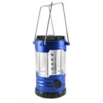 Multifuncitonal Super Bright 12-LED Outdoor Camping Lantern Light