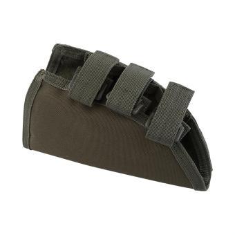 Multifunctional Shot & Rifle Pouch Cheek Pad Shell Pouch(ArmyGreen) - intl - 2